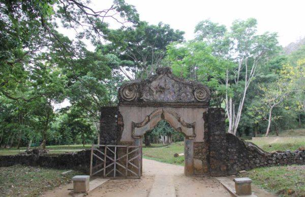 maduwanwela_walawwa Entrance