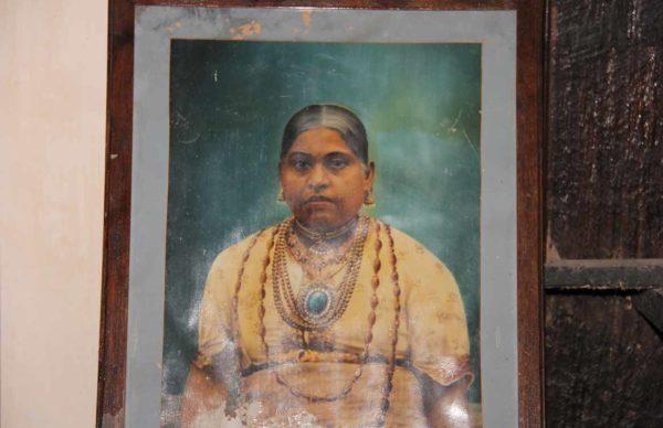 portrait-Picture-Maduwanwela-mahadisaawa-wife
